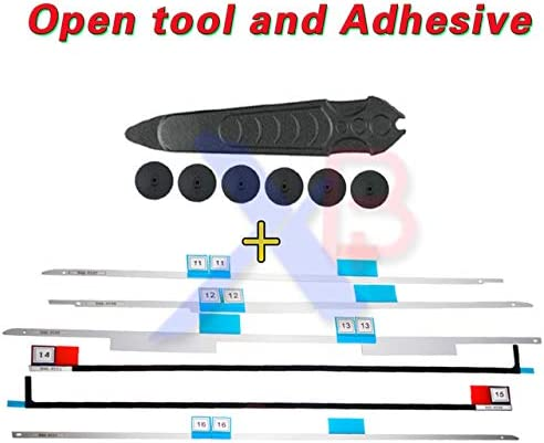 ShineBear 076-1437 076-1422 076-1444 New LCD Display Adhesive Strip Sticker Tape//Tools Repair Kit for iMac A1419 27 2012-2017years Cable Length: 1set, Color: only Open Tool
