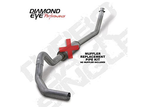 Diamond Eye K4212A-RP Turbo-Back Exhaust -