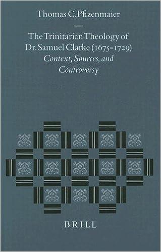 Link per il download di libri The Trinitarian Theology of Dr