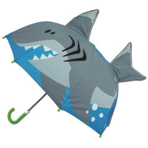 Umbrella Accents (Stephen Joseph Pop Up Umbrella, Shark)