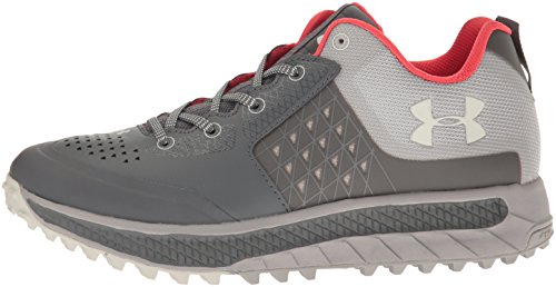 Ua W's Under Stc Armour 076 Horizon Wolf Low Women''s Hiking Rise gray Boots Rhino Gray qxqRTUw
