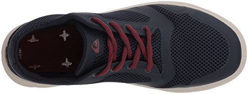 Pictures of Quiksilver Men's Amphibian Plus Water Shoe Blue Red Grey 2