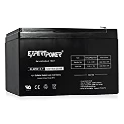 ExpertPower 12V 7 Amp EXP1270 Rechargeab...