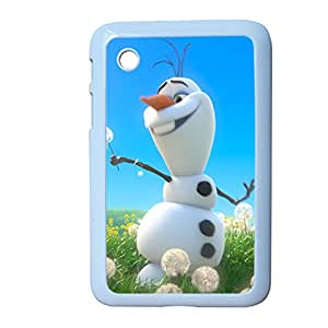 Generic Hard Back Phone Cover For Children Printing Frozen Olaf For Samsung Galaxy Tab P3100 Choose Design 12