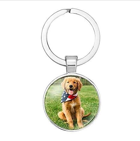 Amazon.com: Llavero, diseño de carlino – Pug joyas – Perro ...