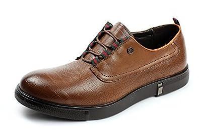 hommes MOTARD élégant Cheville décontracté Créateur Mode Chaussures élégantes H0PUN
