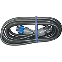LOWRANCE XT-20BL 20 transducer extension cable , Blue connector, MFG# 000-0099-94, 20 ft. transducer extension cable (50 kHz or 200 kHz). For use with BL transducers. Also for BL connector speed and temp sensors. / LOW-000-0099-94 /