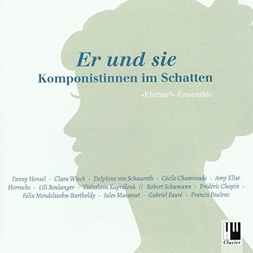 Lieder, Op. 12: No. 2, Er ist gekommen in Sturm und Regen (1840) (Er Ist Gekommen In Sturm Und Regen)