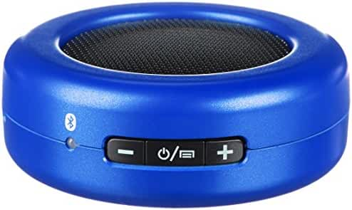 AmazonBasics Micro Bluetooth Speaker - Blue