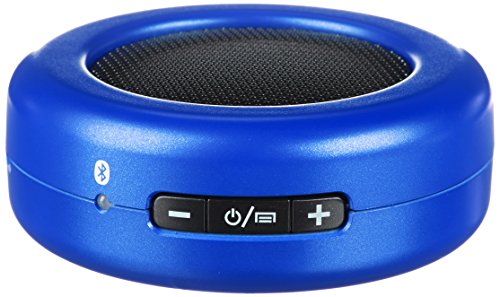 AmazonBasics Micro Bluetooth Speaker Blue