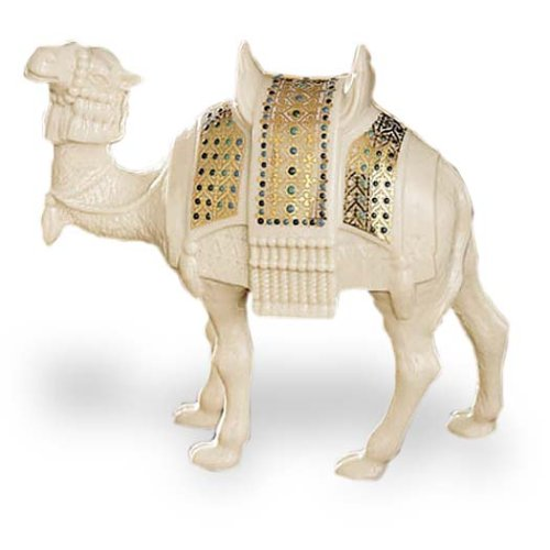 Nativity Lenox (Lenox China Jewels Nativity Standing Camel)