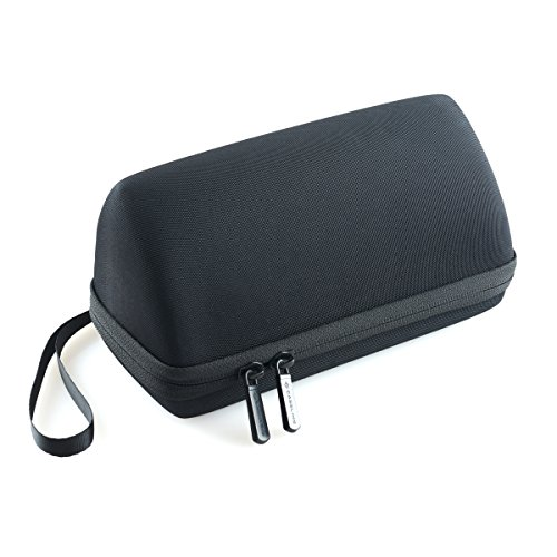 Caseling Hard CASE for SoundBot SB520 3D HD Bluetooth 4.0 Wireless Speaker. - Fits the Cables.