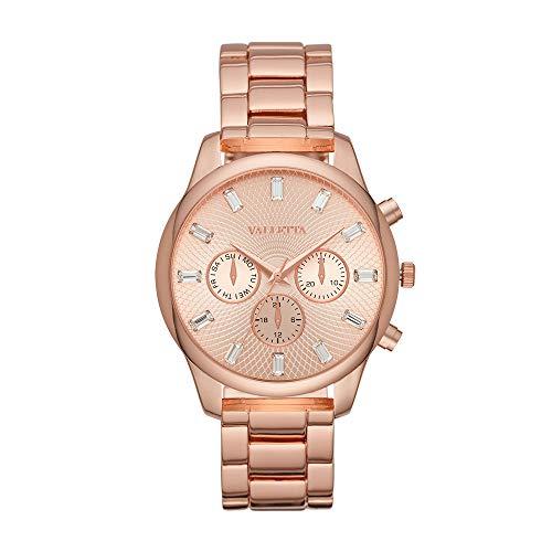 Jual Valletta Women s Rose Gold-Tone Alloy Watch -  9b34629ee948