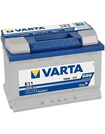 BATERIA COCHE VARTA BLUE DYNAMIC E11 74AH 680A 12V POSITIVO DERECHA Dimensiones: (L)