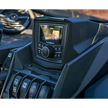 Amazon.com: Rockford Fosgate Can Am X3-Stage2 Stereo and