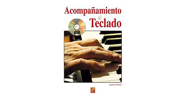 Acompañamiento al teclado - 1 Libro + 1 CD: Amazon.es ...