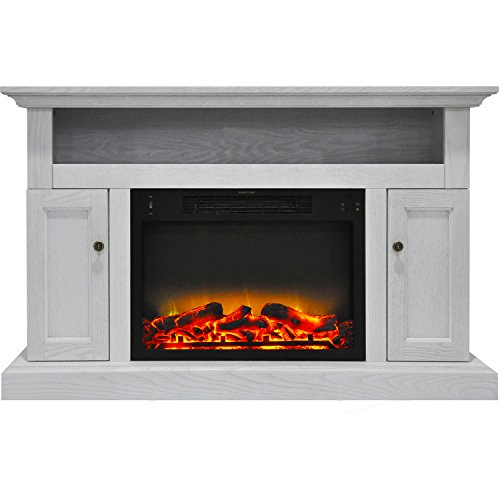 Cheap Hanover Kingsford Electric Fireplace 47