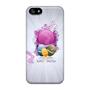 Anti-scratch And Shatterproof Easter Blast Phone Case For Iphone 5/5s/ High Quality Tpu Case