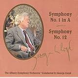 Lloyd: Symphonies Nos 1 & 12