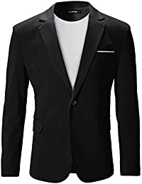 Mens Fit Casual Premium Blazer Jacket