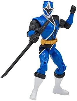 Power Rangers Super Ninja Steel Hero Action Figure, Blue ...