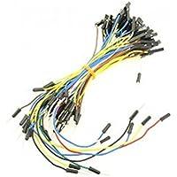 Jumper Cables (F/M) (65unidades)/adecuado para Arduino y estándar