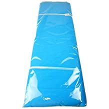 Tulle Bolt Fabric Netting Large Size, 54-Inch, 40 Yards (Turquoise)