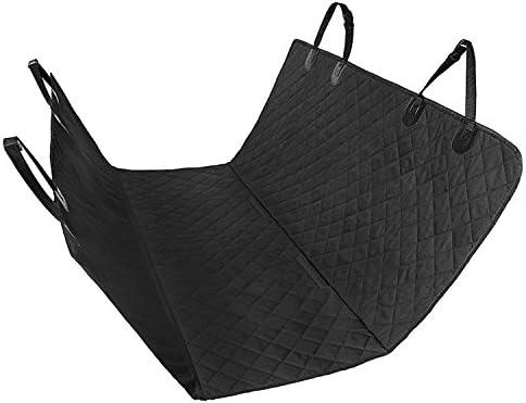 femor Auto-Sitzabdeckung Praktische Vorne/Rücksitz Autoschondecke, Autoschutzdecke, Auto-Abdeckung für Hunde Schützt Ihre Autositze, ideal für den Transport von Tieren
