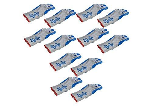 Atlas Fit 300 Gloves (12 Pair - Pack Showa Atlas Glove 300 Atlas Fit Super Grip Gloves -)