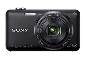 Sony 16 MP Digital Camera with 2.7-Inch LCD