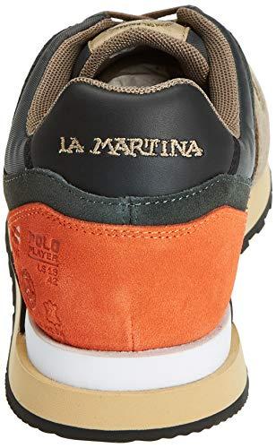 De Multicolore 234 Homme La Scarpa marmotta Gymnastique Chaussures Martina 84YYgwqt