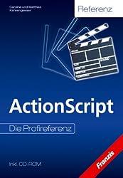 ActionScript-Referenz, mit CD-ROM