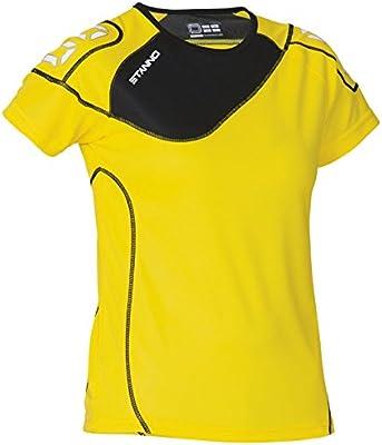 Stanno Montreal - Camiseta de fútbol para mujer (manga corta ...