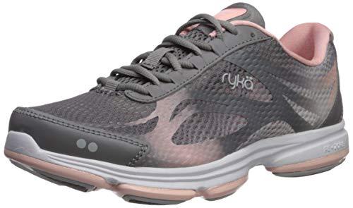 Ryka Women's Devotion Plus 2 Walking Shoe, Cloud Grey, 8 M US