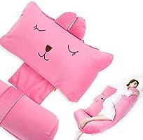 Las mujeres embarazadas de la cintura Cojín de dormir almohada ...