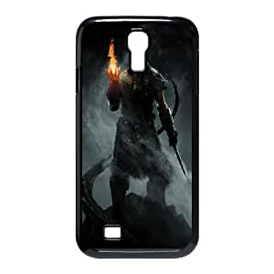Samsung Galaxy S4 9500 Cell Phone Case Black_The Elder Scrolls V Clczr