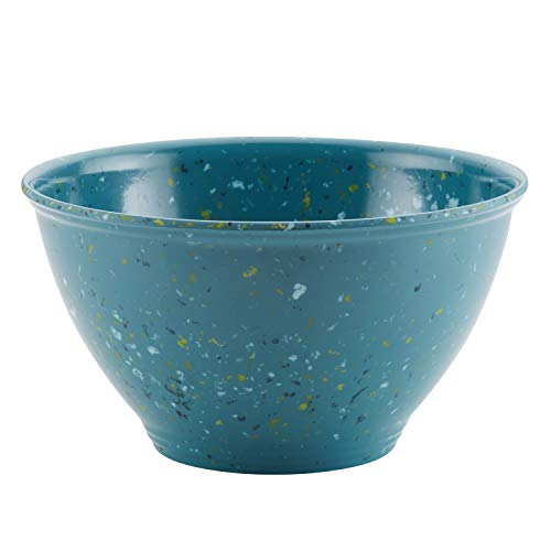 (Rachael Ray Kitchenware Garbage Bowl, Agave Blue)