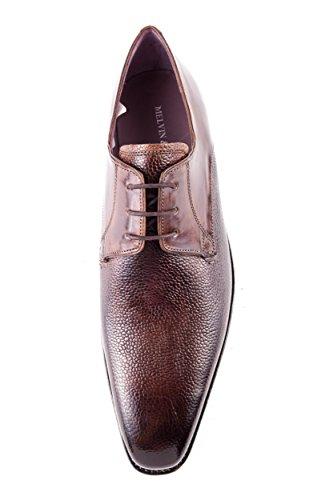 41 Homme Melvin Marron Chaussures EU pour 441 de amp; MH15 Marron Ville Hamilton à Lacets wqwORvxp