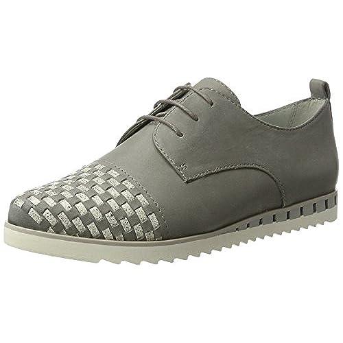 fdba3e20867 Be Natural 23203, Zapatos de Cordones Oxford para Mujer Durable Modelando