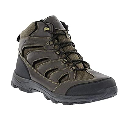 Eddie Bauer Men's Hiking Boot Model: Fairmont Color: Brown, Assorted Size New (13) | Hiking Boots