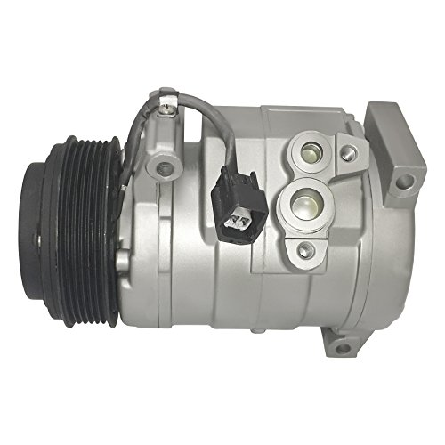 - RYC Remanufactured AC Compressor and A/C Clutch AEG313