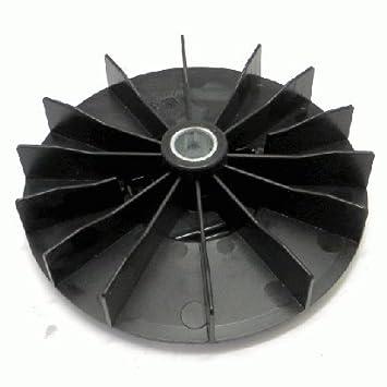 WOLF ventilador completo para cortadoras 2nd 32E con Porto + V ...