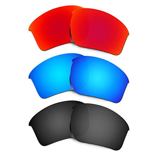 Hkuco Mens Replacement Lenses For Oakley Half Jacket 2.0 ...