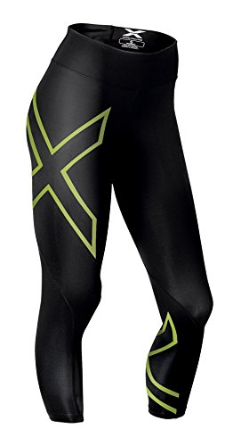 2XU Womens Mid Rise Compression Tights
