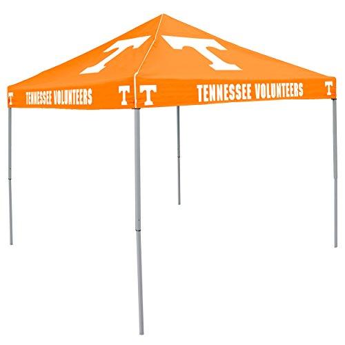 NCAA Tennessee Volunteers 9-Foot x 9-Foot Tailgating Canopy, Orange