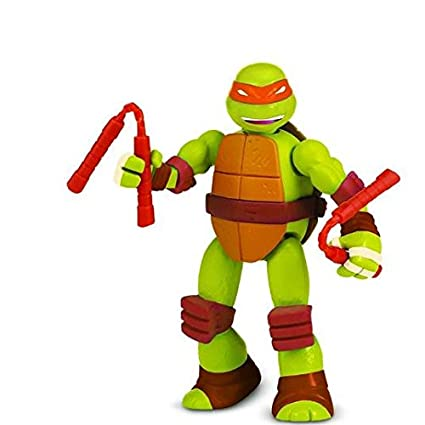 Amazon.es: Tortugas Ninja Las mutaciones Mix N Match - Mike ...