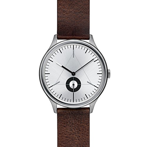 braun designer black front jensen collections mathiesen ole jacob leather analog bradley watch architect watches large