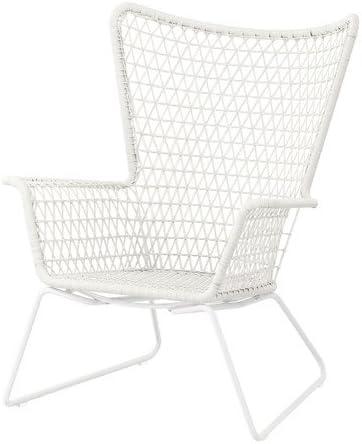IKEA HOGSTEN – Chair, black: Amazon.co