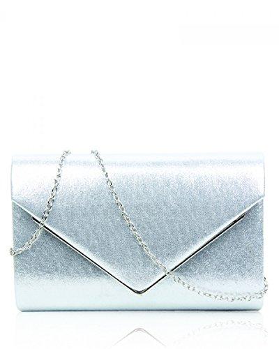 Craze Pochette London femme pour silver wqOp41
