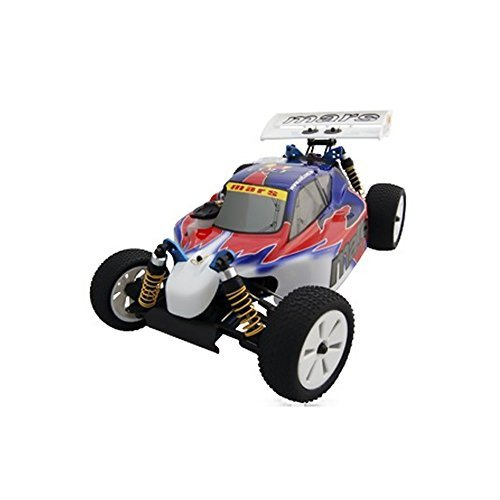 Electric Buggy 4wd Kit (Azimporter Preschool Children Activity Playset 1:10 4WD Off-Road Buggy RED)
